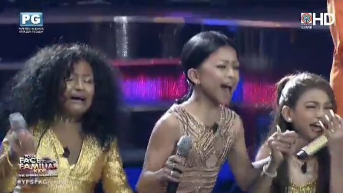 TNT Boys wins Your Face Sounds Familiar Kids Season 2