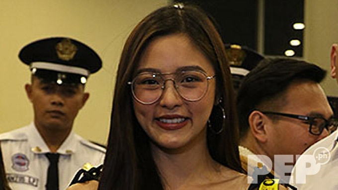 Why Kim Chiu was asked to leave seat at Miss Granny premiere