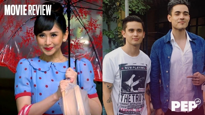 REVIEW: Sarah Geronimo is a delight to watch in Miss Granny