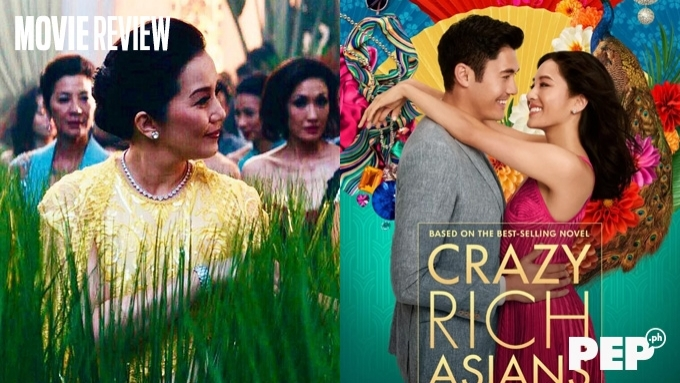 REVIEW: Kris Aquino makes an impact in Crazy Rich Asians