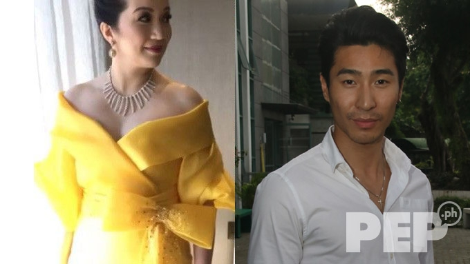 Crazy Rich Asians actor says film benefited from having Kris