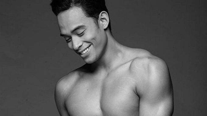Diego Loyzaga reacts to those comparing him to Jake Cuenca