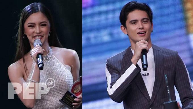 Alden, James, Kim among winners of Star Awards for Music