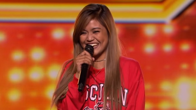 Pinay student gets standing ovation in X Factor UK