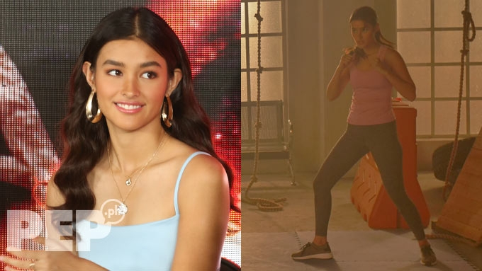 Liza on Angel: She's 1 of the reasons why I want to do well