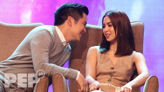 Is Joshua taking Julia to the ABS-CBN Ball?
