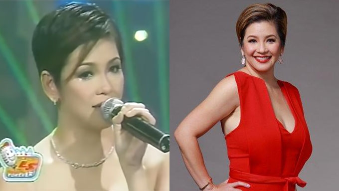 The many times Regine V figured in network-transfer rumors