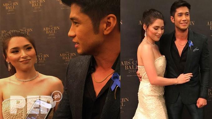 Encantadia stars reunite at ABS-CBN Ball
