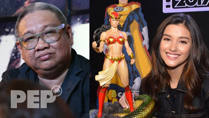 Liza Soberano's Darna to get a new director for this reason