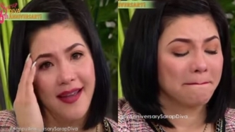 Regine Velasquez gives tearful farewell to GMA-7 after 20 years