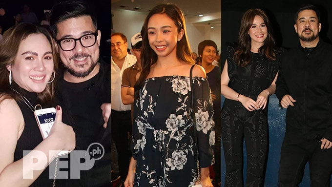 Claudine, Gerald among guests at Aga-Bea movie premiere