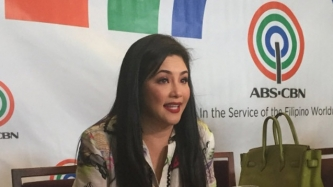 Regine Velasquez cries upon transferring to ABS-CBN: