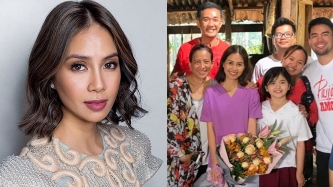 Kaye Abad returns to television after pregnancy break