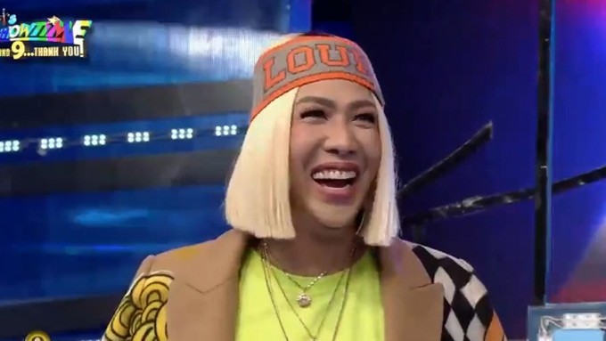 Vice Ganda tweaks GMA-7 theme song after Regine's transfer