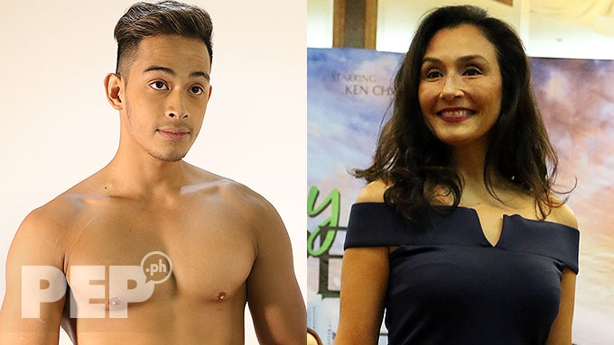 Diego comments on being timeslot rivals with mom Teresa
