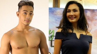 Diego Loyzaga on his ABS-CBN teleserye competing against mom Teresa's GMA-7 show: