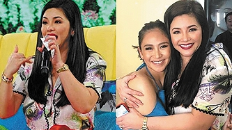 Regine Velasquez on Sarah Geronimo: