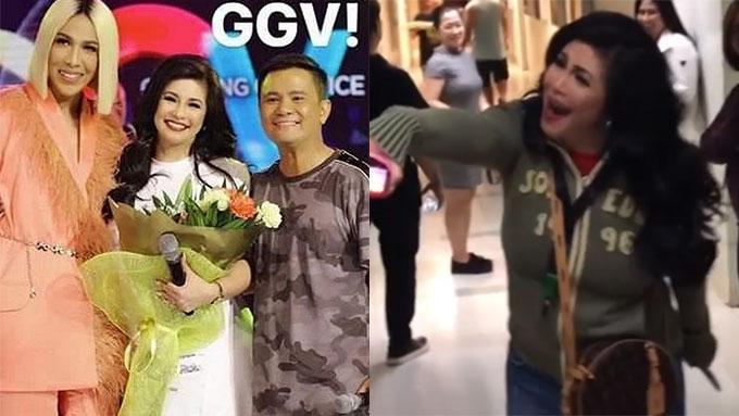 Regine Velasquez to ABS-CBN guard: