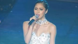 Kim Chiu goes viral for Flashlight song