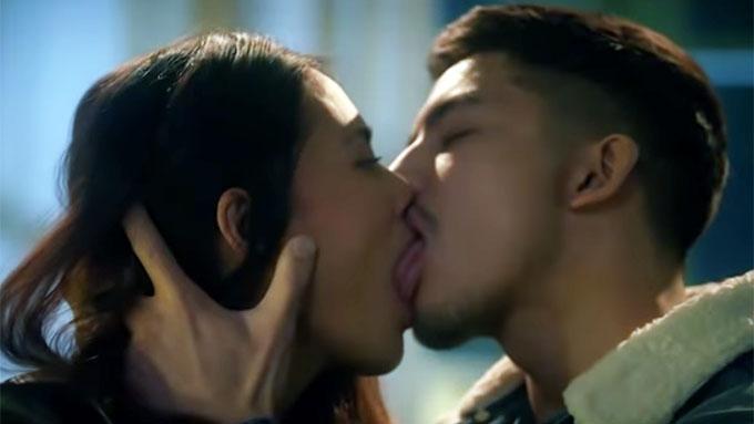 Angel-Tony Labrusca tongue scene sparks funny reactions