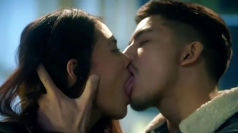Angel Aquino-Tony Labrusca tongue scene sparks hilarious reactions from netizens