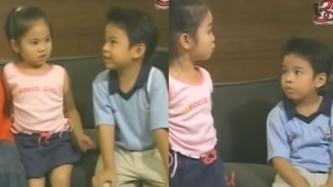 Sharlene San Pedro's antics as a five year old will make your day