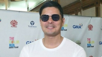 Dingdong Dantes comments on possibility of his show being pitted against Ang Probinsyano