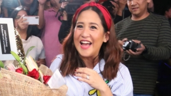 Jolina Magdangal explains why she did not return to ASAP after giving birth