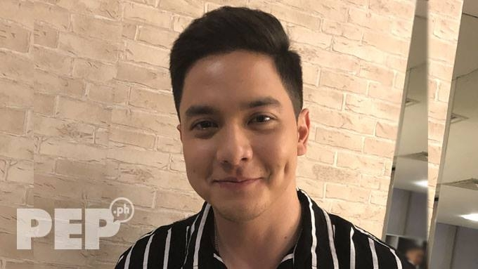 Alden Richards reacts to Maine-Arjo alleged romance