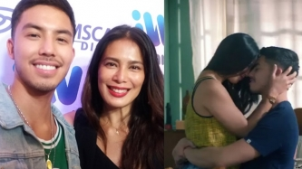 Angel Aquino on Tony Labrusca: