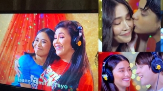 Hilarious reactions to 2018 ABS-CBN Christmas station ID recording lyric video