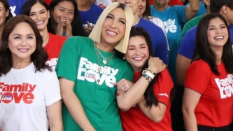 COMMENTARY: ABS-CBN 2018 Christmas station ID highlights family