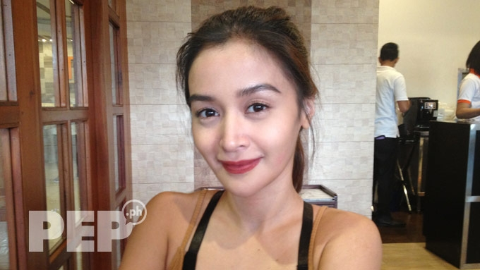Kris Bernal removes pumping scenes with Jake Cuenca