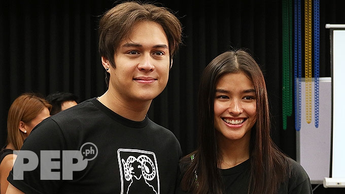 Liza to do this film with Enrique before shooting Darna