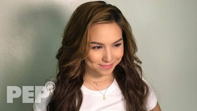 Kyline excited about attending awards night in Singapore
