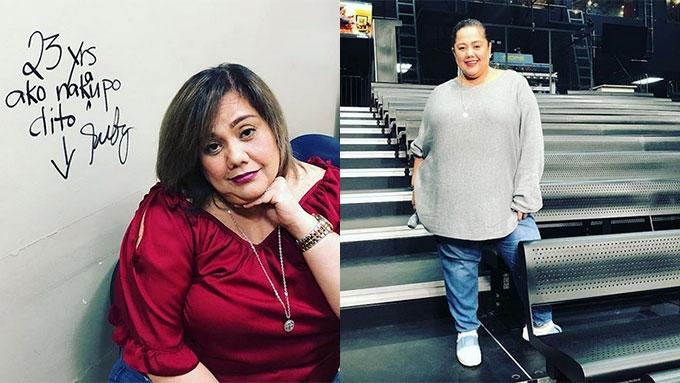 Ruby emotional over Eat Bulaga!'s impending studio transfer