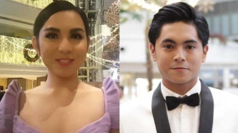 Kyline Alcantara, Miguel Tanfelix thrilled over first international nomination