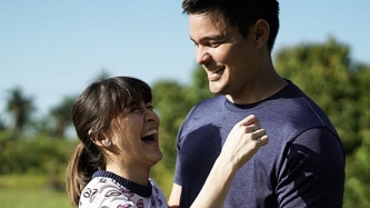 Dingdong Dantes praises wife Marian Rivera as an actress