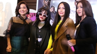 Kyla, KZ Tandingan, Yeng Constantino, Angeline Quinto reunite for concert with Boyz II Men