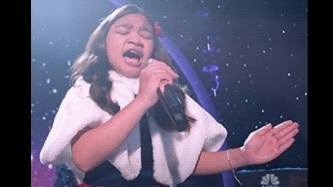 Fil-Am singer Angelica Hale hits high notes in Little Big Shots Christmas show