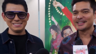 Richard, Dingdong differentiate working on Star Cinema movie and Mulawin The Movie