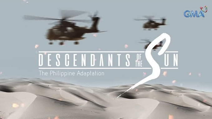Descendants of the Sun remake to air in 2019
