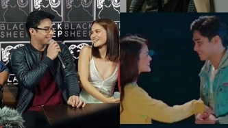 Elisse Joson, McCoy de Leon reveal how they overcame personal issues while shooting movie