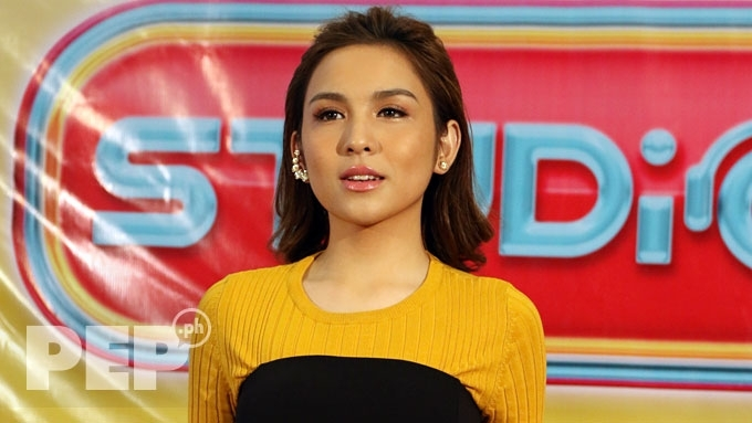 Kyline Alcantara: no competition with co-star Therese Malvar