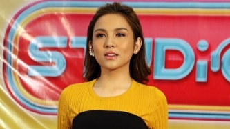 Kyline Alcantara dismisses rumored rivalry with Inagaw na Bituin co-star Therese Malvar