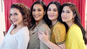Iza Calzado compares working with fellow Sang'gres then and now