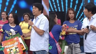 Willie Revillame asks Wowowin studio audience member to go home; here's why