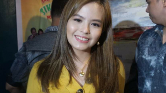 Is Bea Binene open to working with ex-boyfriend Jhake Vargas?
