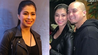 Angel Locsin escorted by boyfriend Neil Arce at The General's Daughter screening
