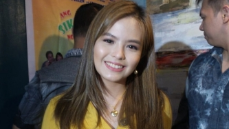 Is Bea Binene open to working with ex-boyfriend Jhake Vargas?